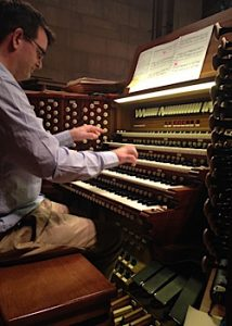 Paul Carr Organist