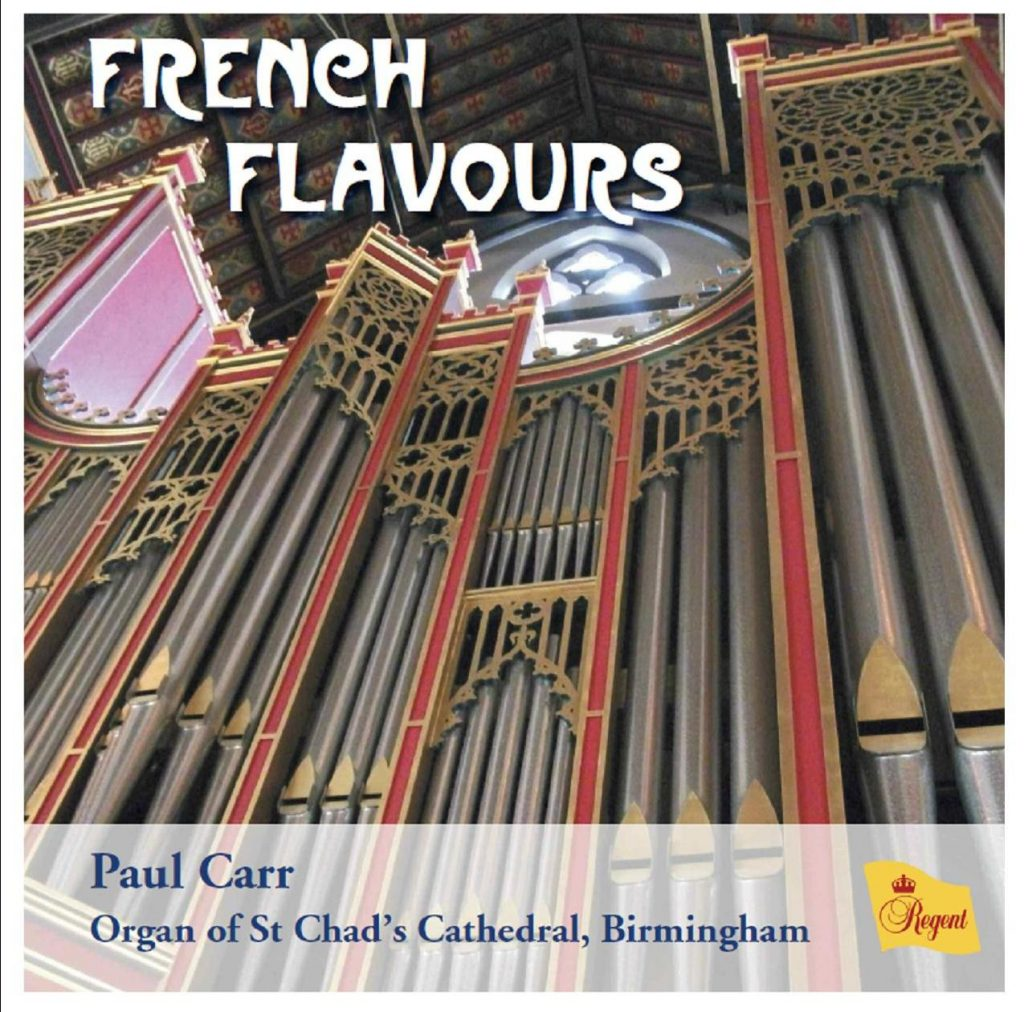 French Flavours Regent Records Paul Carr