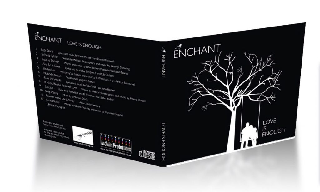 Enchant CD