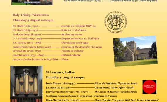 Church Stretton – Paul Carr