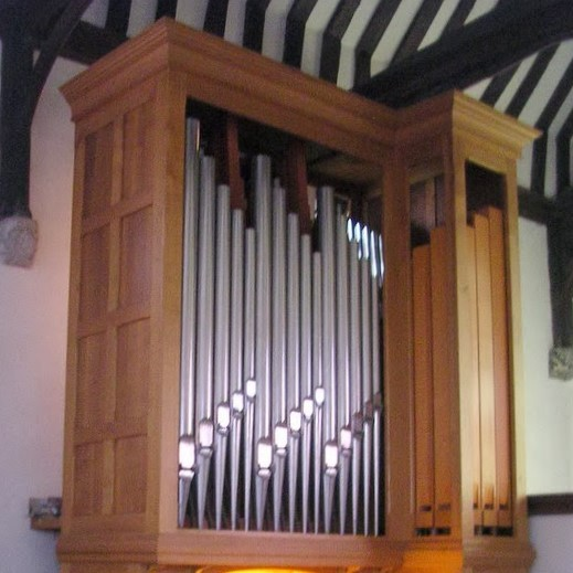 St Mary's Guildford Organ