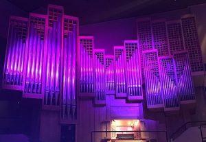 St David's Hall Cardiff Organ