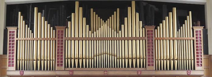 Broadway URC Walsall Organ