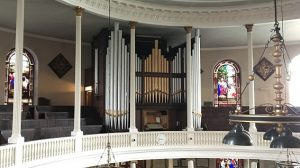 St Chad's Shrewsbury Organ