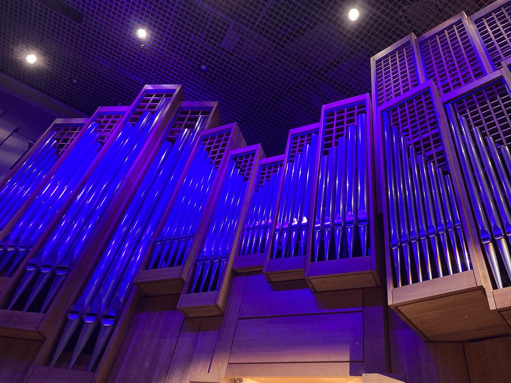 St David's Hall Cardiff Organ